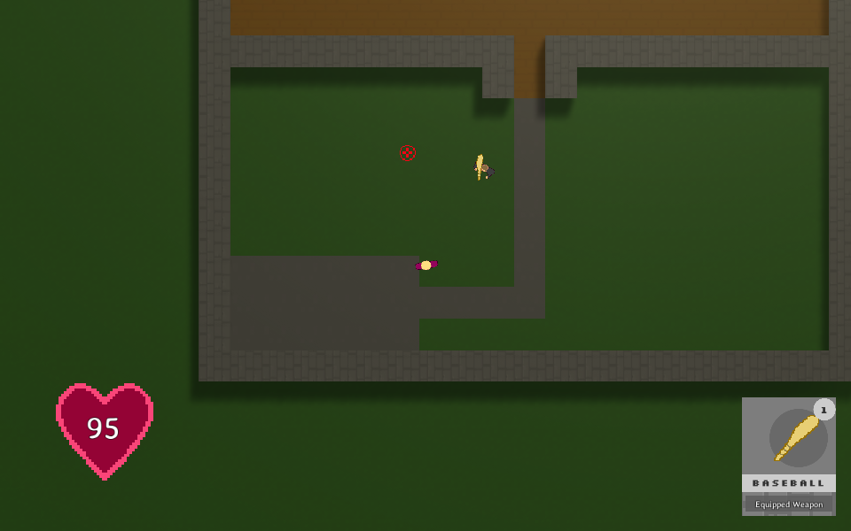 Pay With Your Blood | ldjam com