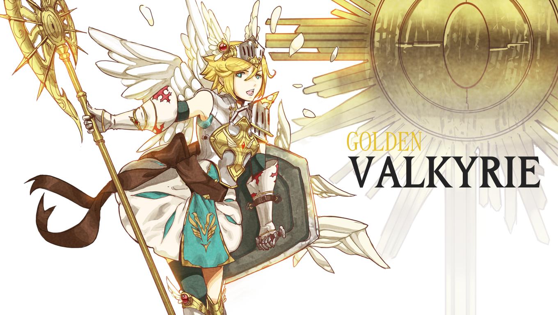 Golden Valkyrie [#LD40] C4de