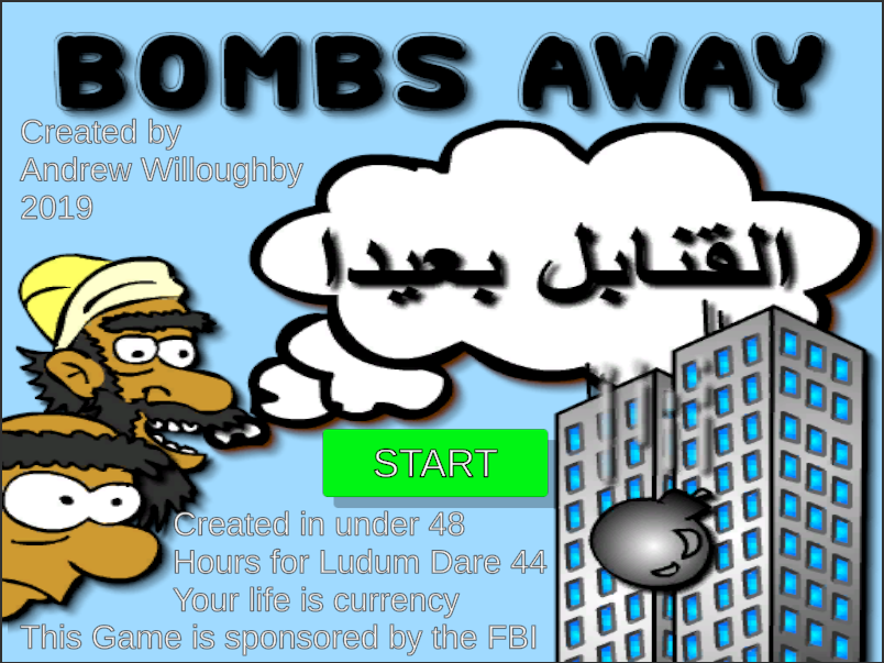 Bombs Away | ldjam com