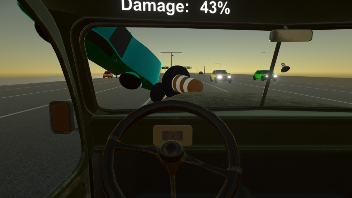 Don't Drink Drive Simulator 2018 | ldjam com